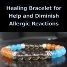 Help and Diminish Allergic Reactions – Smokey quartz Turquoise Aventurine Yellow