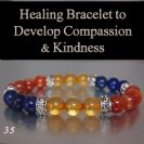 SUCCESSFUL IN ALL ASPECT OF LIFE Healing Bracelet - yellow Jade Lapis Agate
