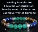 Stretch Bracelet for Focused Concentration. Development of Linear and Cognitive way of Thinking -