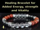 Bracelet for Added Energy, strength and Vitality