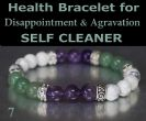 Bracelet for Cleaning Yourself of  DISAPPOINTMENT & AGRAVATION