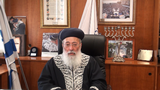 הרב הראשי לישראל הרב שלמה עמאר