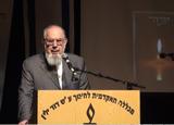 הרב נחום אליעזר רבינוביץ ראש ישיבת ברכת משה במעלה אדומים