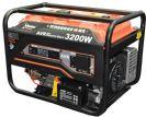 גנרטור 3200W עם מייצב מתח AVR והנעה חשמלית מבית HUNTER