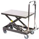"""שולחן הידראולי מתרומם עד 150 ק""""ג מבית ROHER"""