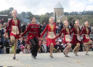 תרבות בגיאורגיה
