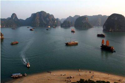 טיול מאורגן לוייטנאם וקמבודיה