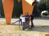 פסל סביבתי 2