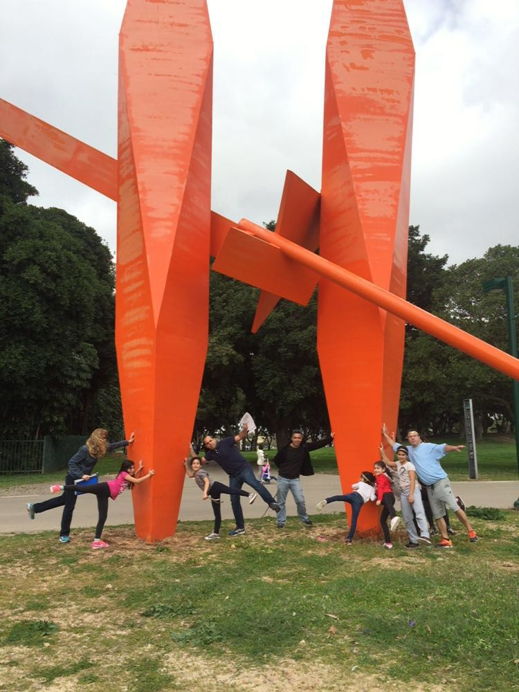 משימת פסל סביבתי