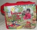 תיק אוכל טרמי לילדים - צידנית עם תמונה