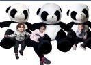 דובי פנדה 1.5 מטר -יושב