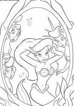 הנסיכה אריאל בת הים הקטנה