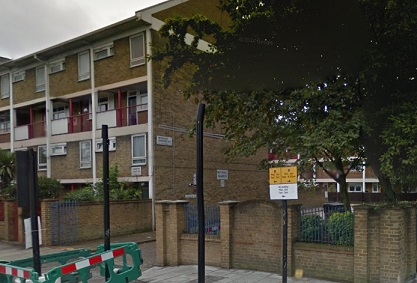 הבית ברח' גני ווינדזור 32 לונדון