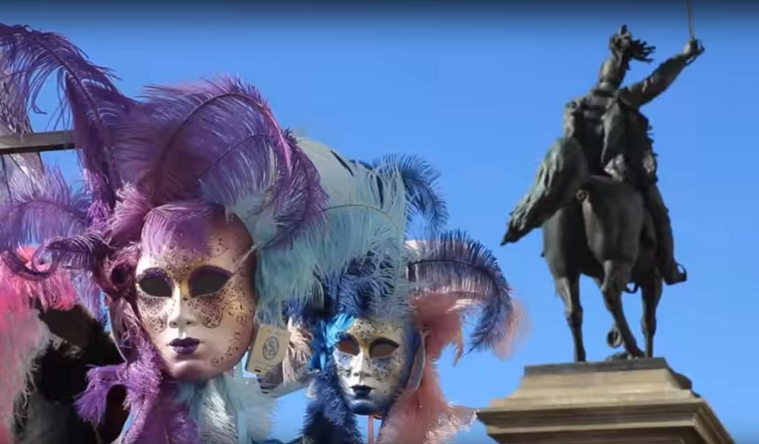 פסטיבל המסיכות בונציה