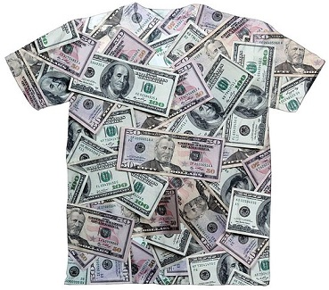 חולצת כסף