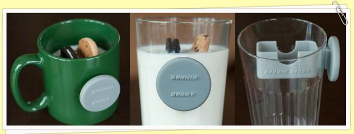 כלי לטבילת עוגיות בחלב