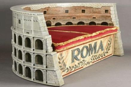 כורסת קולוסיאום ברומא ROMA SOFA
