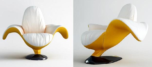 כיסא בננה