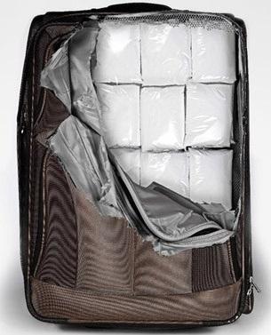 מזוודה עם סמים