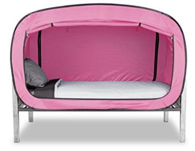אוהל פרטיות למיטה