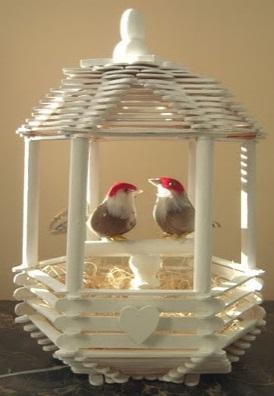 בית אהבה לציפורים