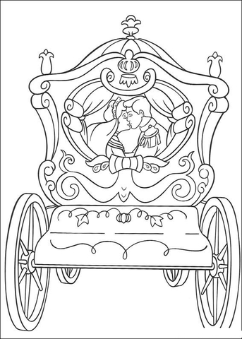כרכרת החתונה של סינדרלה