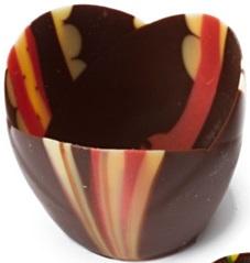 ספל שוקולד בצבעים שונים