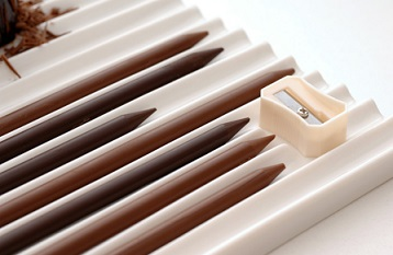 עפרונות משוקולד