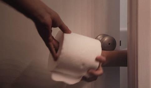 שכחתי נייר טואלט