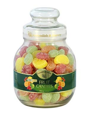 צנצנת סוכריות