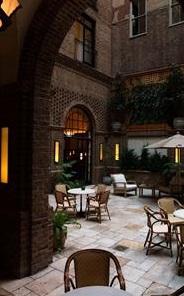 מסעדת מלון גריניץ' ניו יורק