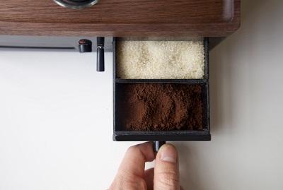 מכונת שעון קפה מעורר