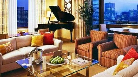 מלון FOUR SEASONS NEW YORK