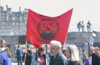 הפגנה של IWW