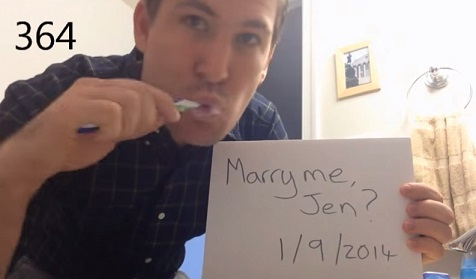 הצעת נישואים מקורית