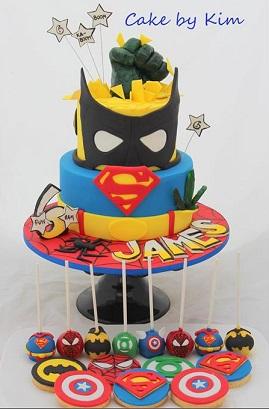 עוגת גיבור על