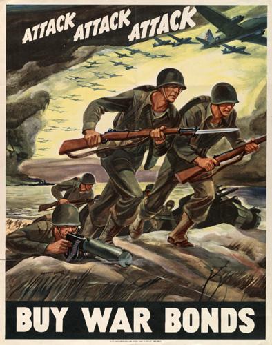כרזה ממלחמת העולם השנייה