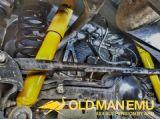 סט המתלים של אולדמן מאז ועד היום מחזיק בתואר הקיט הרך והנוח ביותר לג´ימני. מתאפיין בנסיעה יומיומית נוחה,נסיעה נעימה בשבילים ובסלעים בינוניים.