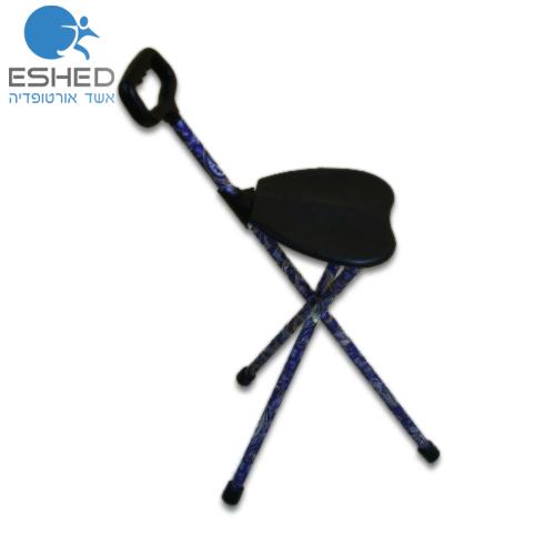 מקל כסא מתקפל