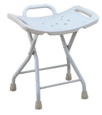 כסא מתקפל למקלחת
