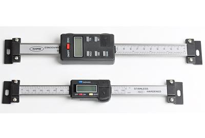 סרגל דיגיטלי תוצרת Metric