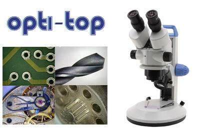 סטריאו מיקרוסקופ OPTI TOP JZS-6