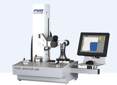 מכונות למדידית כלים PreSetter P.W.B