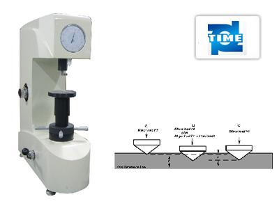 מד קושי נייח דיגיטלי דגם TH-550