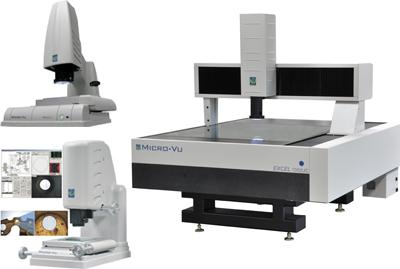 מכונות מדידה MultiSensor תוצרת Micro-Vu