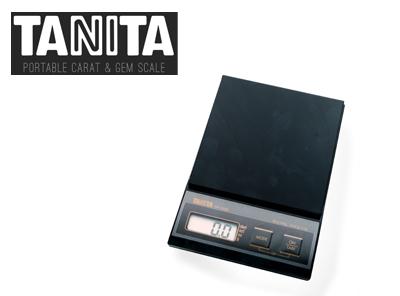 משקל נייד TANITA KP-400
