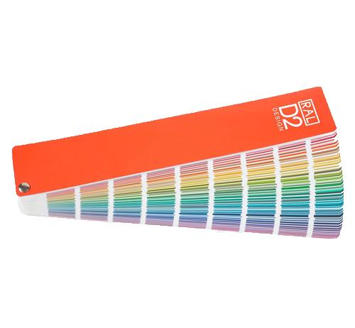 קטלוג צבעים RAL