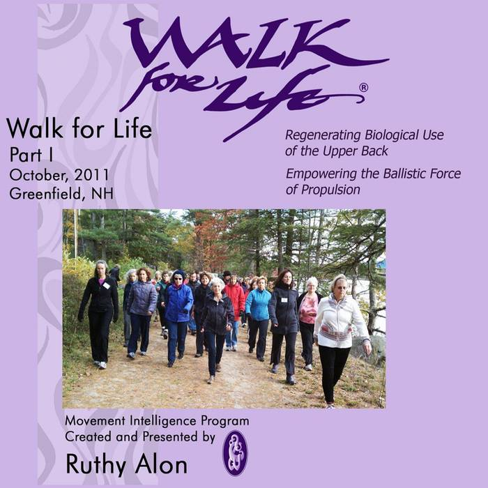 Walk for life - DVD set