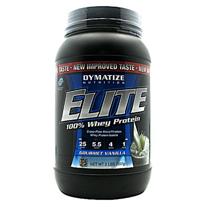 אבקת חלבון דיימטייז DYMATIZE - ELITE 930gr