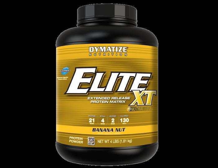 אבקת חלבון דיימטייז DYMATIZE - ELITE XT